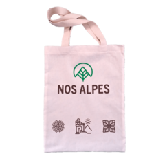 Eco Bag Nos Alpes Sacola Retornável | Nos Alpes