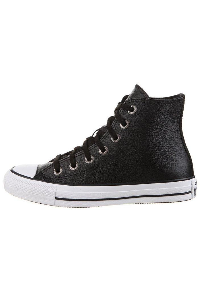 mostrar traición Derechos de autor  Zapatillas Converse Chuck Taylor All Star Leather Hi - Negro