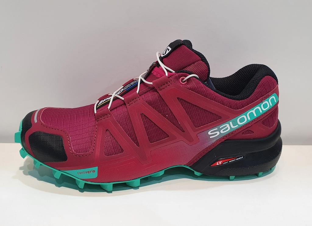 salomon speedcross 4 contagrip verde