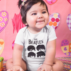 Body Bebê The Beatles Faces modelo