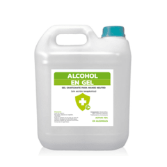 Alcohol en gel 5L