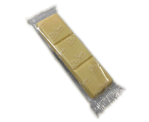 BARRA CHOCOLATE BRANCO DIET 25G