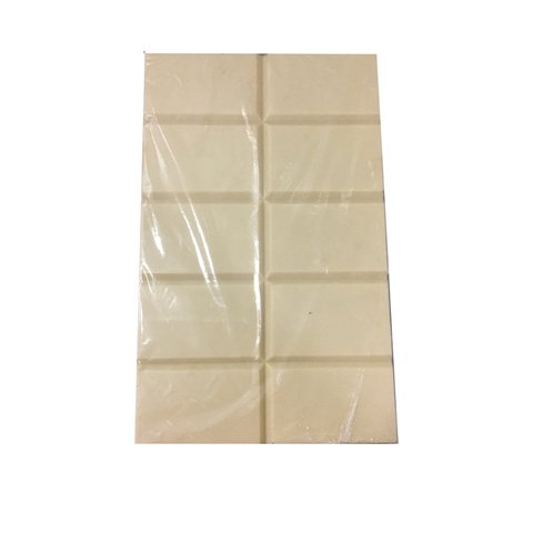 BARRA DE CHOCOLATE BRANCO DI SIENA 1KG