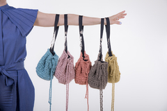 MINI BAG MORA / COLOR CORAL - comprar online