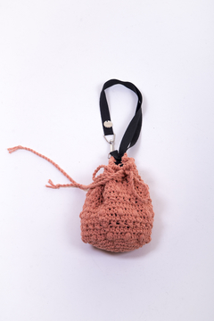 MINI BAG MORA / COLOR CORAL