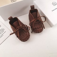 Baby Paseo Bootie Chestnut on internet