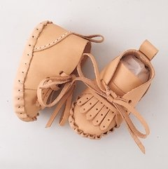 Baby Paseo Bootie Natural - buy online