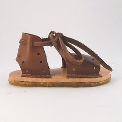 Baby Rome Sandals Chestnut on internet