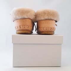 First Steps Eskimo Boots Coconut - online store