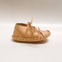 Baby Bear Lace-Up Sleepers Natural - buy online