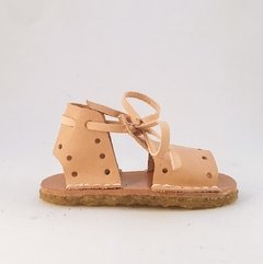 Baby Rome Sandals Natural on internet