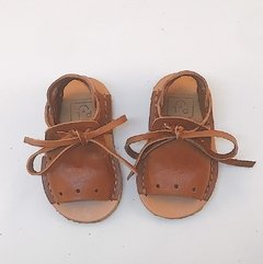 Baby Rome Sandals Caramel