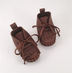 Baby Paseo Bootie Chestnut