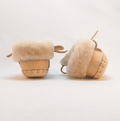 Baby Eskimo Boots Coconut on internet