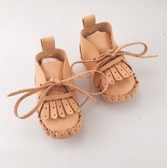 Baby Paseo Bootie Natural