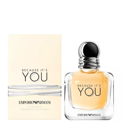 Because It's You - Emporio Armani - DECANT - EDT - comprar online