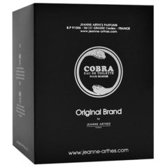 Cobra - Jeanne Arthes - DECANT - EDT - comprar online