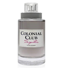 Colonial Club Signature 100 ML - Jeanne Arthes - TESTER