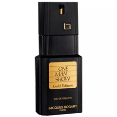 One Man Show Gold Edition - Jacques Bogart - DECANT - EDT