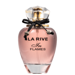 In Flames  90ML- La Rive - TESTER