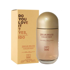 Perfume Rose Dream 034 - Brand Collection - 25ml