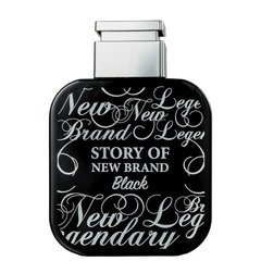 Story of New Brand Black - New Brand - DECANT - EDT
