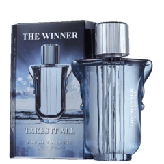 The Winner Takes It All - Omerta Coscentra - DECANT - EDT - comprar online