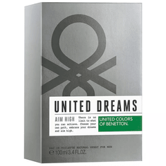United Dreams Aim High - Benetton - DECANT - EDT - comprar online
