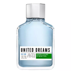 United Dreams Go Far - Benetton - DECANT - EDT