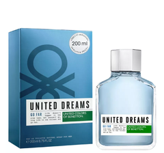 United Dreams Go Far - Benetton - DECANT - EDT - comprar online