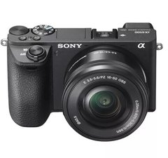Câmera Sony Mirrorless Alpha A6500, 4K, Wi-Fi, 24.2MP na internet