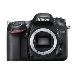 Câmera Nikon DSLR D7200 Corpo, 24.2mp, Full Hd, Wi-fi