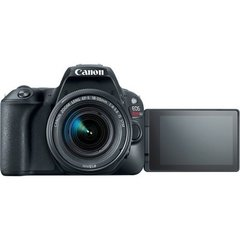 Câmera DSLR Canon EOS Rebel SL2, 24,2mp, Full Hd, Wi-Fi + Lente Ef-s 18-55mm - comprar online