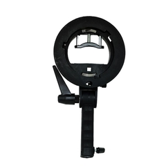 Suporte Flash Dedicado Speedlite Softbox Bowens Godox S-type YA5010