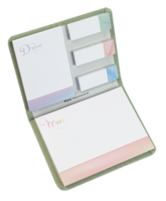 Conjunto de Sticky Notes 05 Cotton - loja online