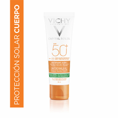 Vichy Capital Soleil SPF 50 Matificante 3 en 1 - 50 ml
