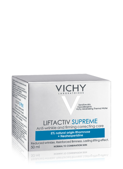 Vichy Liftactiv Supreme Piel Normal a Mixta - 50 ml - comprar online