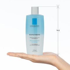 La Roche Posay Respectissime Desmaquillante Waterproof - 125 ml - Farmacia 12 de Octubre