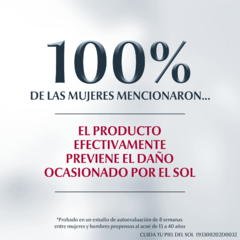 Eucerin Sensitive Protect SPF 50 Sun Fluid Facial Matificante - 50 ml - tienda online