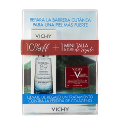PACK Vichy Mineral 89 + Liftactiv Collagen Specialist de REGALO