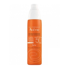 Avene Solar Spray SPF 50+ - 200 ml