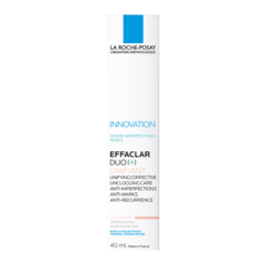La Roche Posay Effaclar Duo Unifiant Light - 40 ml - Farmacia 12 de Octubre