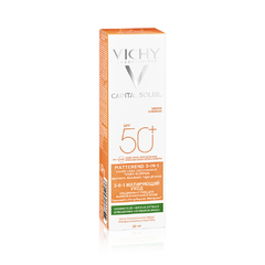 Vichy Capital Soleil SPF 50 Matificante 3 en 1 - 50 ml en internet