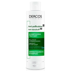 Vichy Dercos Shampoo Anticaspa Cabello Normal a Graso - 200 ml