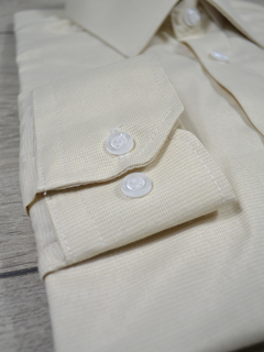 Camisa new business areia - Charleville Camisaria
