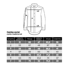 Camisa new business areia - loja online