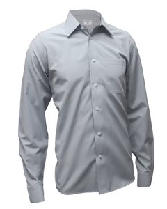 Camisa Business cinza