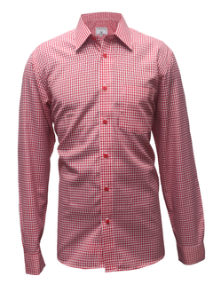 Camisa Check special red - comprar online