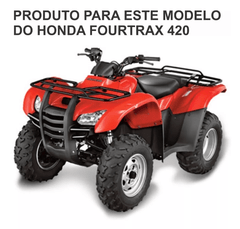 Retentor original Diferencial Dianteir Quadriciclo Honda Fourtrax 420 na internet