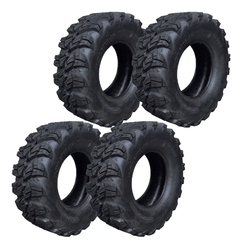 Jogo Pneu Victory 6 Lonas 26x9-12 26x11-12 Misto - On Road/Off Road